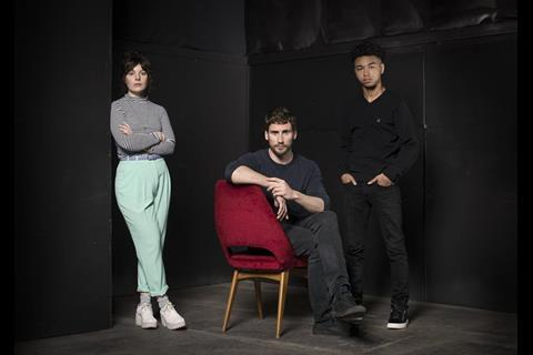 Aimee Ffion Edwards, Edward Holcroft, Mckell David